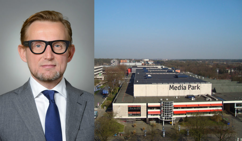 Prins Bernard jr koopt Mediapark