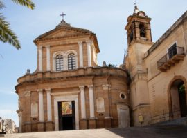 Sambuca-de-sicilia-chiesa-del-carmine