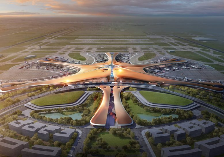Daxing International Airport – Grootste vliegveld ter wereld geopend