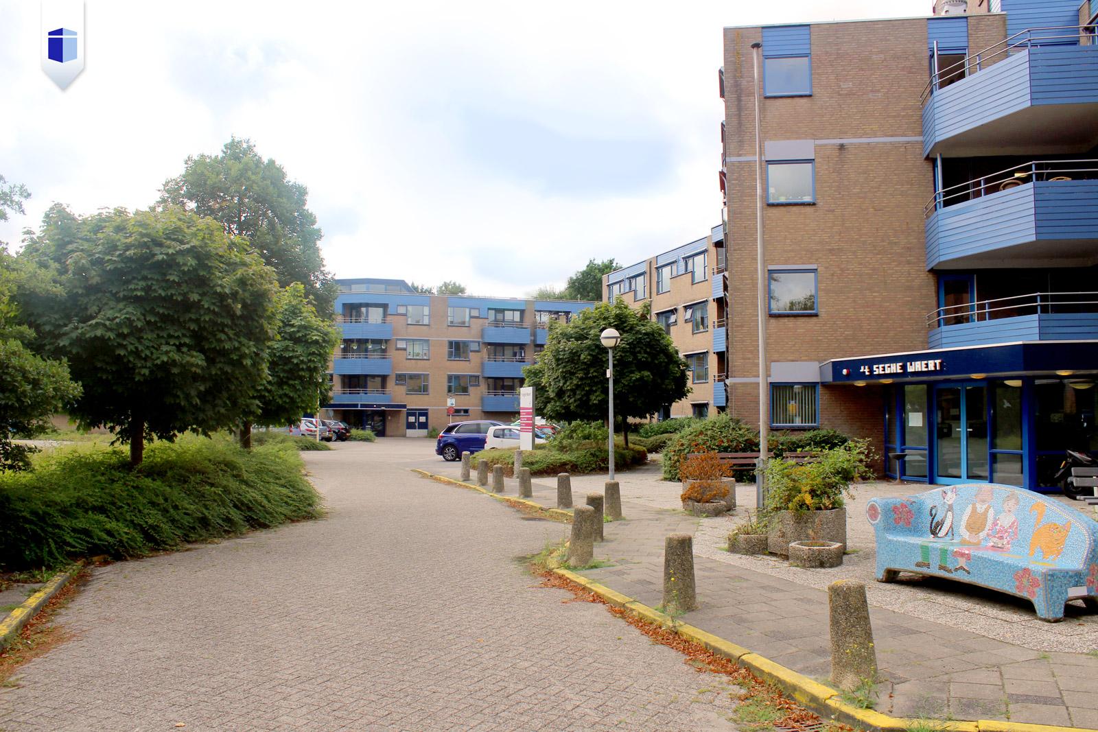 Studentenhuisvesting in 't Seghe Waert