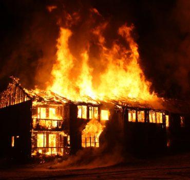 Meeste woningbranden van Nederland in Enschede