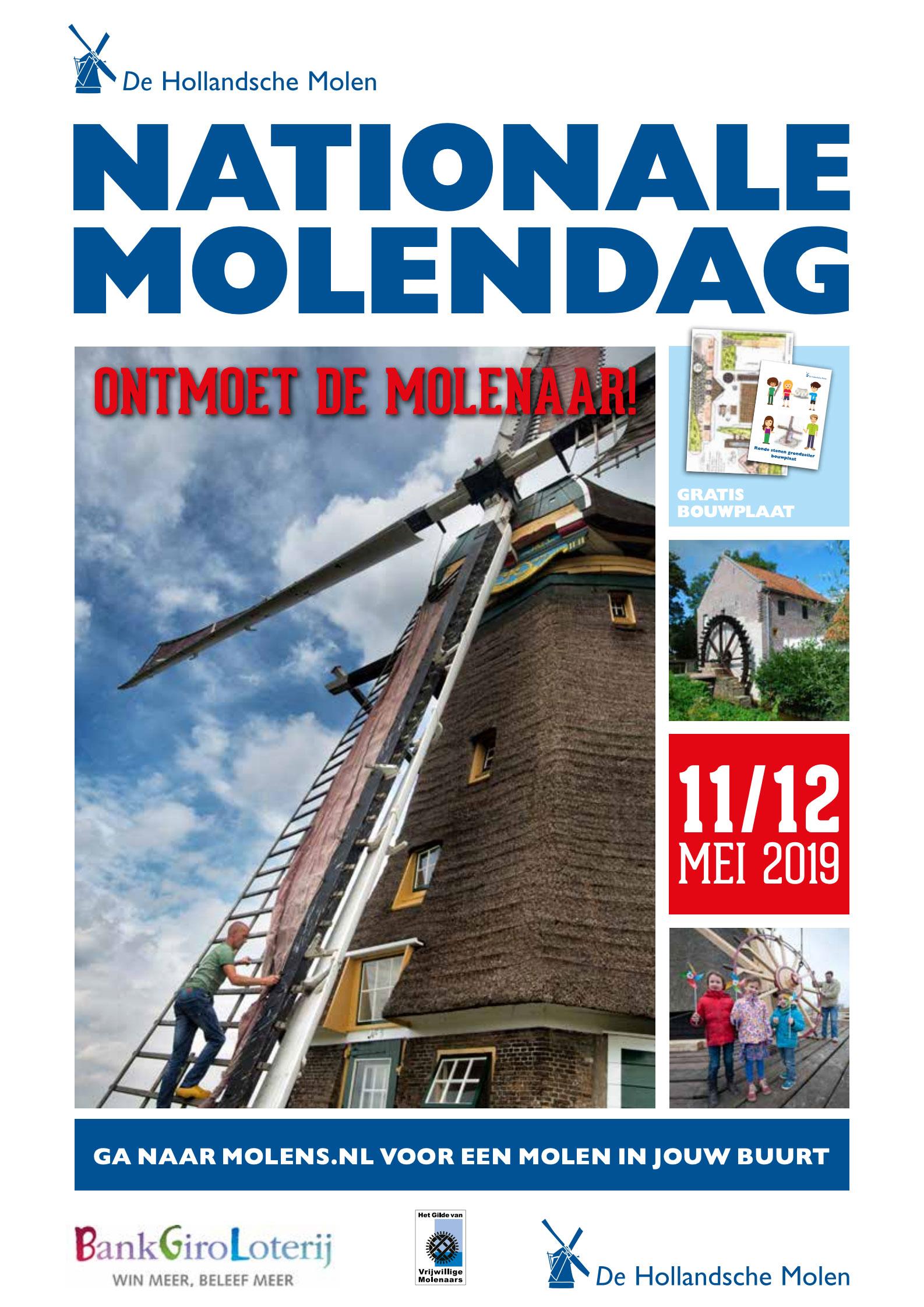 Nationale Molendag 2019