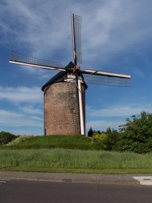 Oudste molen van Nederland uit 1450