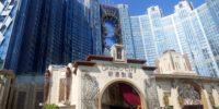 Studio City Macau - met ingebouwd acht-vormig reuzenrad