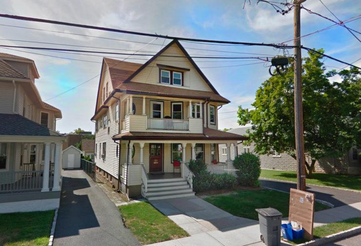 Gratis huis aangeboden Montclair New Jersey