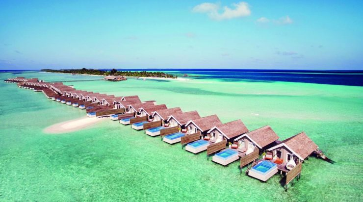 Resorts in Maldiven