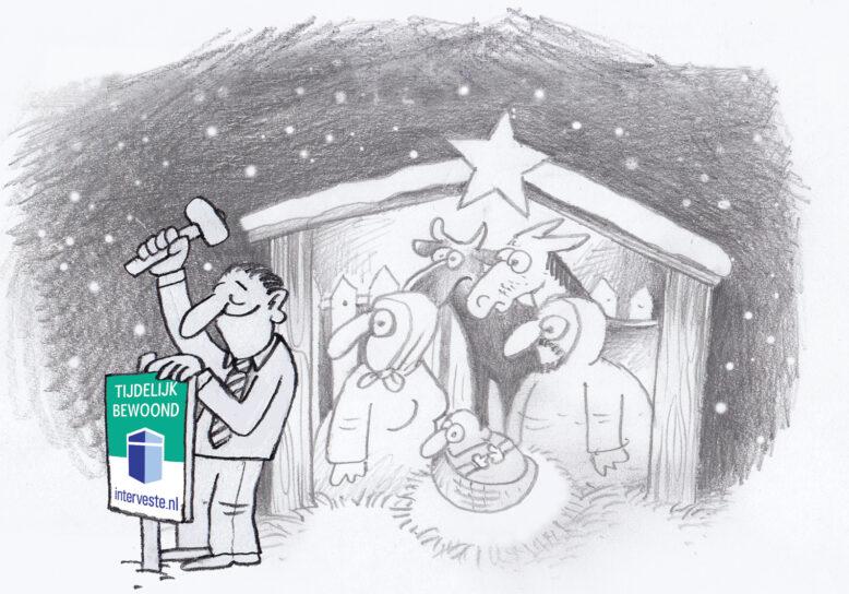 Gelukkig kerstfeest en een beheerd 2021