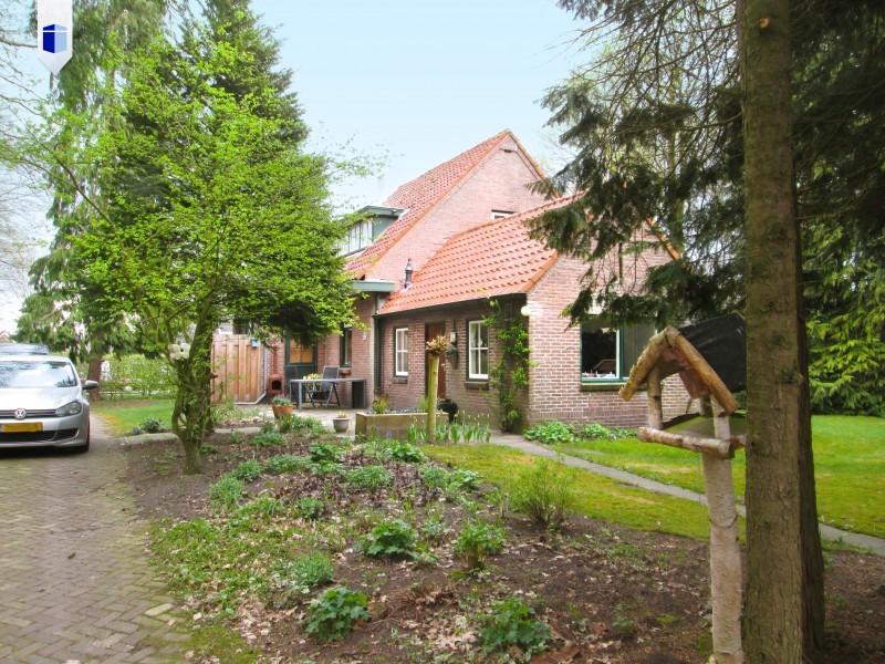 Antikraak boerderij in Rheezerveen beheerd door Interveste
