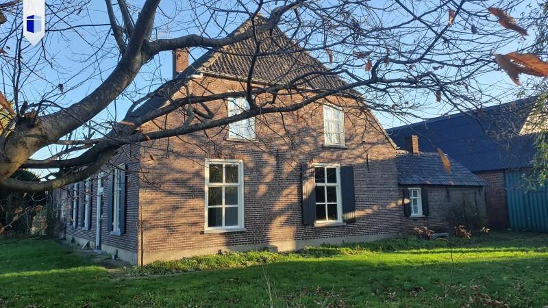Antikraak boerderij in Haaren beheerd door Interveste