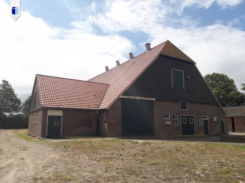 Antikraak boerderij in Wieringerwerf beheerd door Interveste