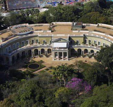 De top 5 grootste huizen ter wereld