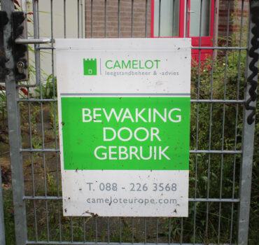 Keurmerk Leegstand Beheer trekt recht op gebruik van het keurmerk door Camelot in.