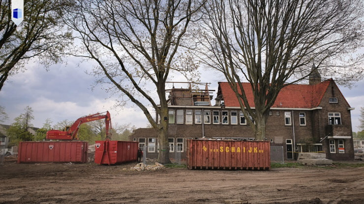 Lindenlust in Boxtel wordt gesloopt