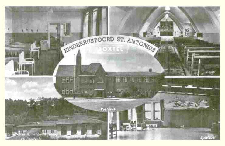 Kinderrusthuis St. Antonius Boxtel - Lindenlust