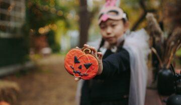 Spokerig Helmond tijdens Halloween