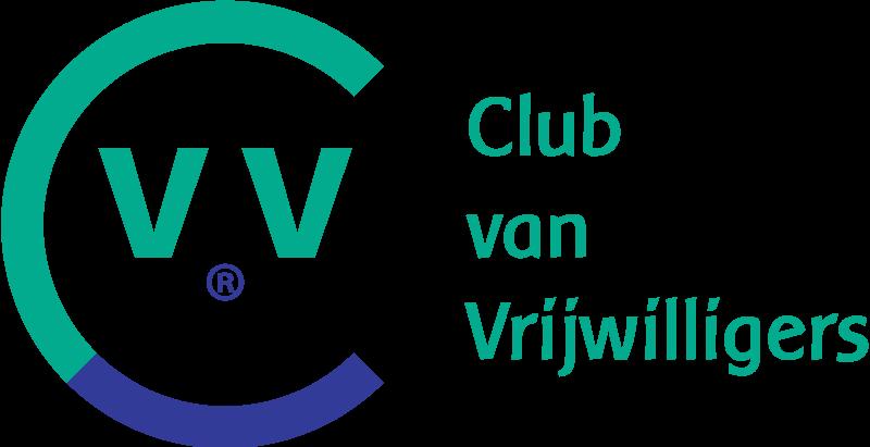 Club van vrijwilligers logo