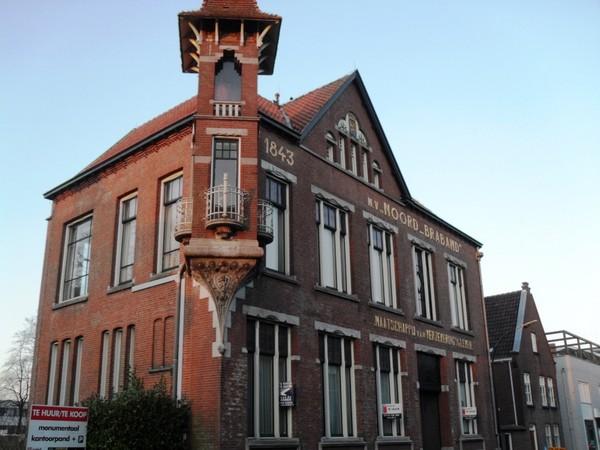 Interveste   Bedrijfsruimte   Waalwijk