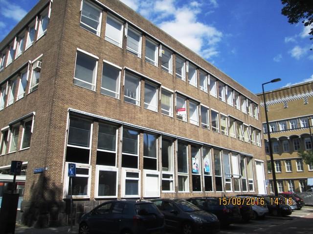 Bedrijfsruimte - Rotterdam , William Boothlaan 16 -18