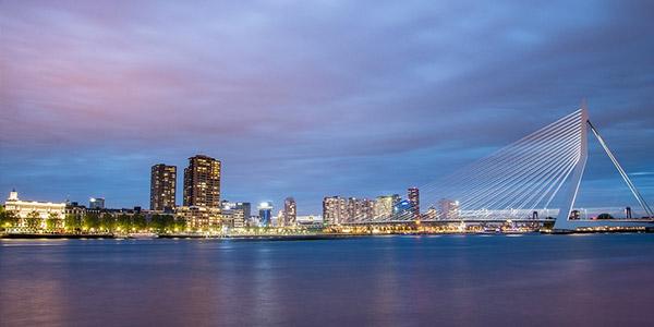 Interveste in Rotterdam